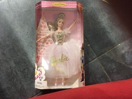 NIB Sugar Plum Fairy Barbie Doll Nutcracker Classic Ballet 1st Edition R... - $33.85