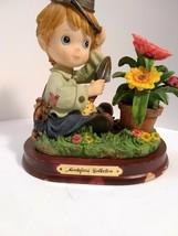 Turtle King Montessori Collection Boy Gardening with Bucket & Trowel - $11.88