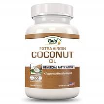 Extra Virgin Organic Coconut Oil Caps -Improve Immunity & Brain Function Support - $108.59
