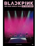 BLACKPINK 2019-2020 WORLD TOUR IN YOUR AREA TOKYO DOME Regular Edition D... - $79.48