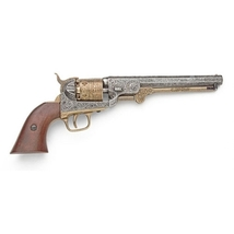 RE-ENACTORS REPLICA REPRODUCTION Civil War M1851 Engraved Gold & Nickel ... - $119.95