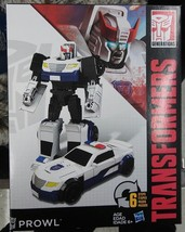 TRANSFORMERS GENERATIONS PROWL WALGREENS EXCLUSIVE - $28.04