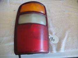 00 01 02 03 tahoe/suburban Left/driver tail light/tail lamp used - $32.36