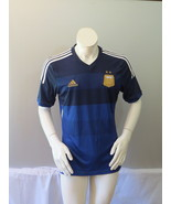 Team Argentina Jersey - Lionel Messi 2014 Home Jersey by Adidas - Men's ... - $75.00