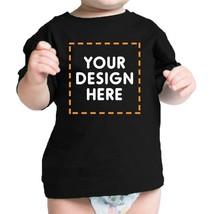 Custom Personalized Baby Black Shirt - $14.99