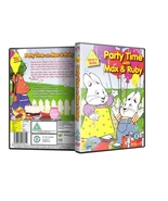 Childrens DVD - Max And Ruby Party Time DVD - $20.00
