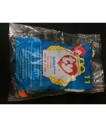 TY Teenie Beanie #11 - 1998 McDonald's - Waddle the Penguin Retired - $2.22