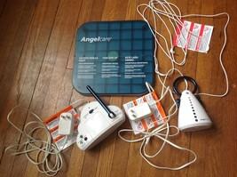 AngelCare AC201 Parents Unit Sound & Movement Monitor & Sensor Pad w/ AC... - $19.75