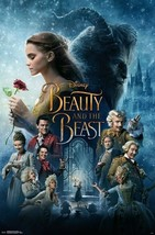 Walt Disney BEAUTY AND THE BEAST Movie POSTER NEW 22X34 - $14.85