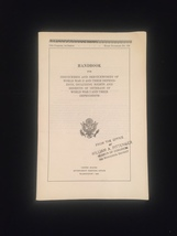 1945 Veterans Benefits and Reemployment booklets image 4