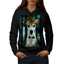 Greyhound Cute Funny Dog Sweatshirt Hoody Funny Puppy Women Hoodie - $21.99+