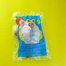 McDonald's Ty Teenie Beanie Babies Tusk the Walrus #9 2000  - $7.92