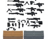 Ns weapons pack for lego minifigures minifig accessories b weapons pack and crates thumb155 crop