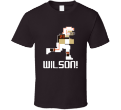 Howard Wilson # 23 Tecmo Bowl Cleveland Football Athlete Fan T Shirt - $20.99+