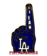Los Angeles Dodgers Pins Team #1 Fan Logo MLB Baseball Collector Classic Pin - $7.49