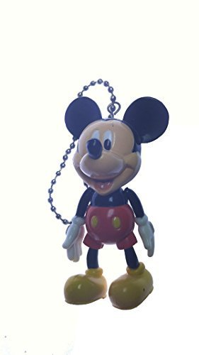 Disney Mickey Full Figure Articulated Mickey Key Chain