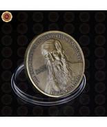 WR G. A. Henty Series Coin The Dragon and The Raven Bronze Coin Souvenir... - $7.60