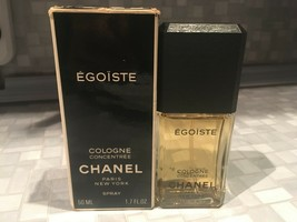 RAREST Chanel Egoiste Concentree 1.7oz/ 50ml EDT - $292.05