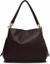 Coach 73545 Polished Pebble Leather Dalton 31 Shoulder Bag, Hobo $395 Ox... - $169.99