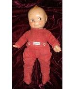 "Vtg Kewpie Composition Side Glance Kewpie Doll 13"" w/ Nitey Nite Pajamas... - $207.78"