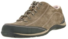 L.L. BEAN PRE-OWNED WOMEN'S BEANSPORT LACE UP SNEAKER SUEDE OUTDOOR SHOE... - $29.99