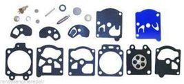 BG72 Carb Kit For Walbro Carburetor Complete Rebuild Repair Kit - $16.99
