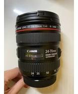 Canon EF 24-70mm F/4 L IS USM Lens - $867.23