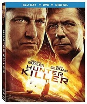 Hunter Killer [Blu-ray + DVD + Digital]  - $16.95