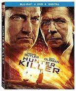 Hunter Killer [Blu-ray + DVD + Digital]  - $16.95