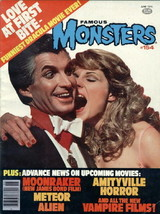 Famous Monsters of Filmland Magazine #154, FINE+ 1979 - $9.70