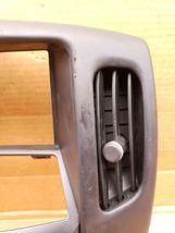 09-20 Nissan 370Z Z34 Radio Dash Bezel Trim For Navigation Display image 4