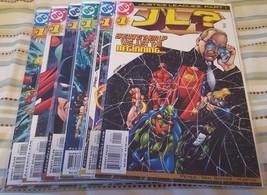 justice leagues: ?, amazons, Atlantis, arkham,  aliens,  jla, (complete... - $15.00