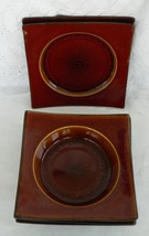 5 Gourmet Expressions NYROBI 2 Salad Plates & 3... - $44.99