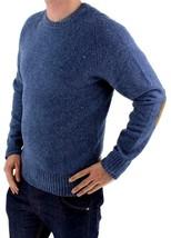 Levi's Men's Premium Classic Wool Sweater Blue 644590001 image 2