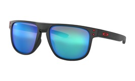 Oakley OO9377-1355 Holbrook R Sunglasses Black Prizm Sapphire Maverick V... - $191.07