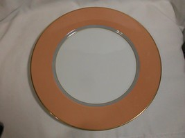"Mikasa Fine China Grandeur Salmon LAD02 Dishes Serving 12 1/4"" Platter Plate - $19.99"