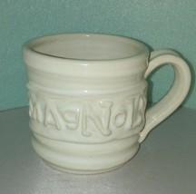 MAGNOLIA Clay Mug / Magnolia Market / Waco Texas / Coffee Tea Home Offic... - $31.67