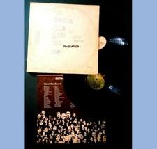 """vintage """"THE BEATLES"""" LP 33rpm 2 RECORD SET album - £19.73 GBP"""