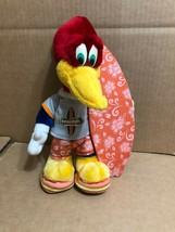 "Universal Studios Woody Woodpecker Surfer plush stuffed animal 16"" ~ - $9.49"