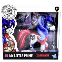 Hasbro My Little Pony x Transformers Crossover Collection Optimus Prime MLP - $18.80