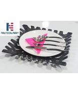 Al-Nurayn Modern Iron Stainless Steel Flatware Kitchen Cutlery Set - $49.00