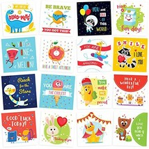 Lunch Box Notes for Kids - 60 Cute Inspirational and Motivational Thinki... - $12.69