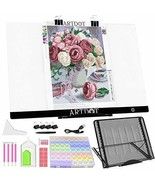 ARTDOT A4 LED Light Pad for Diamond Painting, USB Powered Light Board Kit - $46.52+