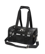 """Traveler's Choice Deluxe 14"""" Carry-On Friendly Pet Carrier - $25.25"""