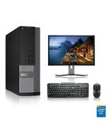 Dell Computer 3.1 GHz PC 4GB RAM 250 GB HDD Windows 10 - $233.61