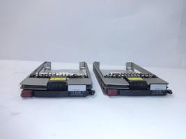 Lot 2 HP 404713-001 Ultra320 SCSI Caddy - $24.99