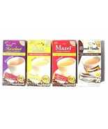 Instant Coffee Packets with Cream & Sugar - 4 Flavors - Hazelnut, Vanill... - $34.64