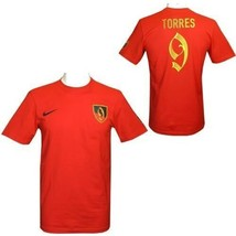 An item in the Sports Mem, Cards & Fan Shop category: Fernando Torres Nike Hero t-shirt NWT World Cup Spain new with tags soccer