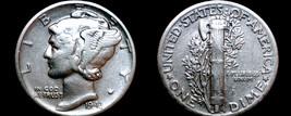 1943-P Mercury Dime Silver - $6.49