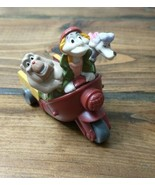 1996 Oliver & Company Burger King Toy - Francis Fagin and Georgette  - $7.87
